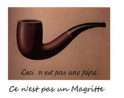 This Is Not A Magritte by Daeurth