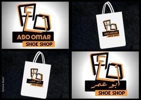 Shoe shop logo by Cinnamon-Sim