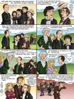The Ten Doctors - Page 4 by eclecticmuse
