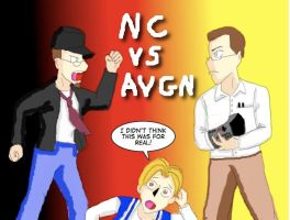 AVGN vs NC by CountZarroff