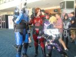 Mass Effect Cosplay 2 by XxBlackpantherxX