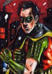 DC Comics Epic Battles - Robin III by KennyGordon