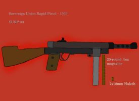 Sovereign Union Rapid Pistol 1939 by ngdaniel96