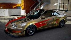 Forza 5 - Acura Integra Type R by deathmachine630