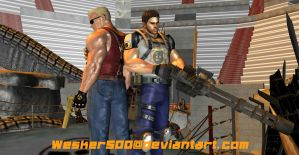 The Way it should be by Wesker500