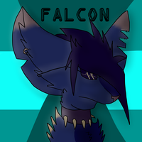 Falcon ::AT:: by L3SBI4N