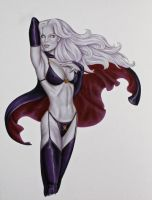 Lady Death by tempestsreign