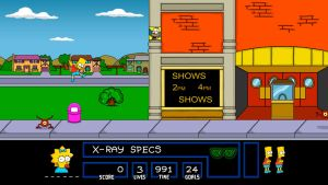 The Simpsons: Bart vs Space Mutants HD by Pejota1
