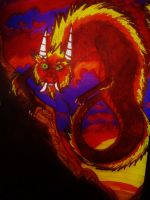 Red Dragon by jutto