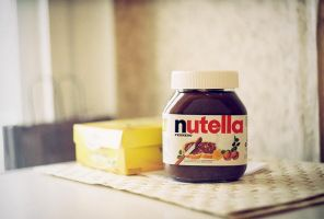 Nutella_1 by IceAmi