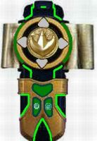 Shadow Morpher - Green by PrinceofJupiter