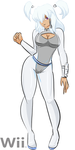 Wii Girl by misterpickles