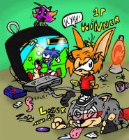 game players by ZoDy