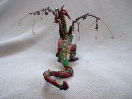 Dragon completed angle 4 by RavensAerie