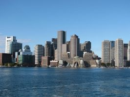 Boston By Sea by modestlobster