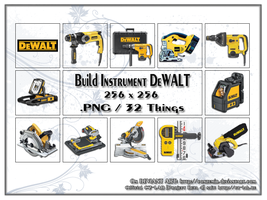 Build Instruments DeWALT by conzumir