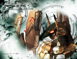 Anubis - Zone of the Enders 2 by RaigaSpiffy