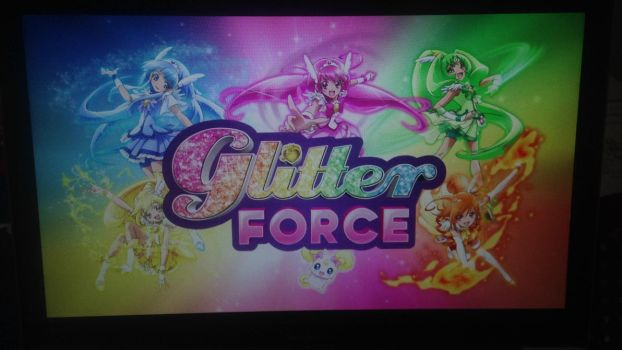 Smile Pretty Cure/Glitter Force on Netflix by PrincessPuccadomiNyo