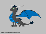 Ash the dragon by KylexLacy