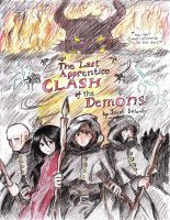 TLA: Clash of the Demons by RustyArtist