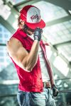 AX 2013: Terry Bogard 2 by ModelMosa