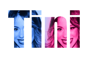 Texto Tini png by DIANELA151