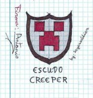 Escudo Creeper by soyersoldier