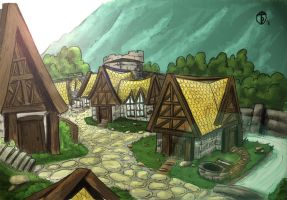 .:Whiterun:. by thomas132