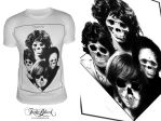 The Doors T-Shirt by troostar