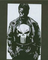 Punisher by Lupa2184