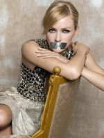 Naomi Watts Gagged by N099ER
