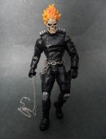 ML Ghost Rider v.2 custom by LuXuSik