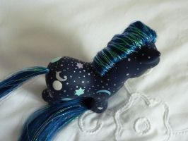 custom my little pony space the final 2 by thebluemaiden