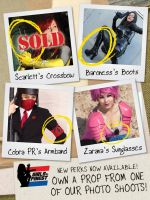 Girls of the Finest 2015 Calendar Perks! by TheLadyNightshayde