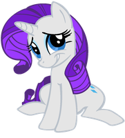 Rarity by Pazuzu54