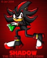 SHADOW: The Ultimate Life Form by JenHedgehog