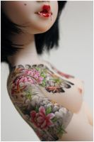 Irezumi III by Follow-the-Wind