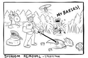 Shroom Removal by Splodeman