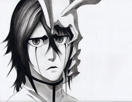 Ulquiorra - Resolution by Marghe-chan