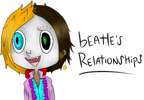 CDH - Beatle's Relationships by Cris-Gee