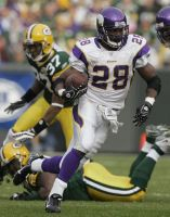 Adrian Peterson 10 by Schultzy0023
