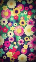 Flowers wallpaper by JustMe255