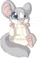 Daschel the Dormouse by MBPanther