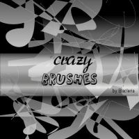 Crazybrushes by BlaclyStuff