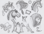 Sketchies by Chouca-of-the-sands