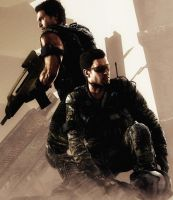 Black ops 2 by AngryRabbitGmoD