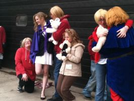 ACen Hetalia Photoshoot 02 by bookworm555