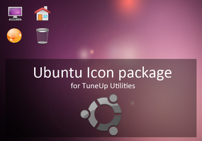 Ubuntu Icon package - TuneUp by arten19