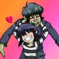Noodle and Muds for OasisPowda by Smitkins