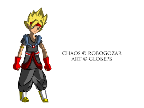 Robogozar Request - Chaos by globepb